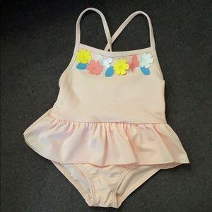 Carter's baby girl swimsuit